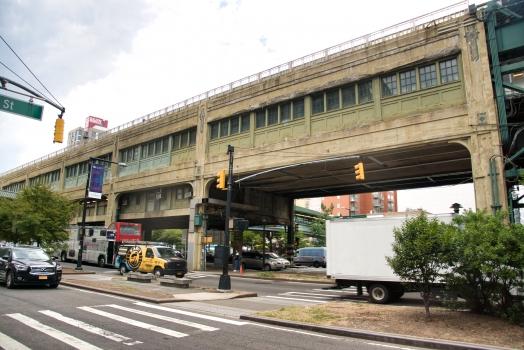 Queensboro Plaza Subway Station (Astoria Line (BMT), Flushing Line (IRT))