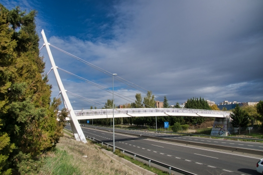 Fuenlabrada Footbridge