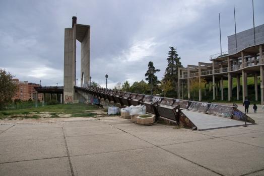 Pasarela Parque Tierno Galván