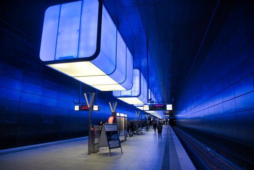 HafenCity Universität Metro Station