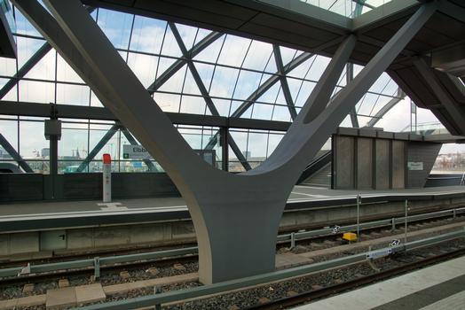 Elbbrücken Metro Station