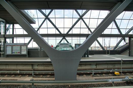 Station de métro Elbbrücken