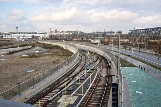 U 4 Subway Line (Hamburg)