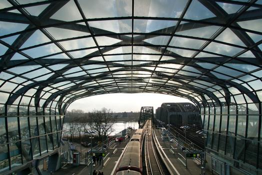 S-Bahnhof Hamburg-Elbbrücken