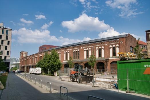 Postbahnhof am Ostbahnhof