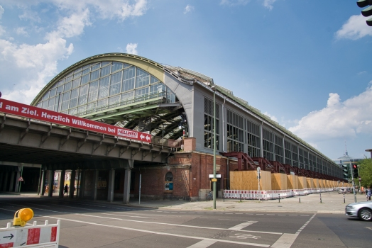 Berlin East Station