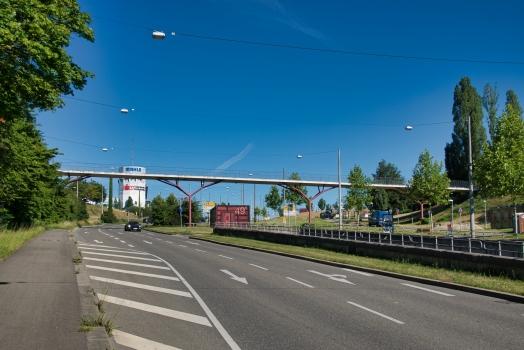Samara Footbridge (II)