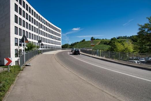 Brücke Auerbachstraße über die Heilbronner Straße