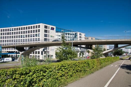Auerbachstrasse Bridge