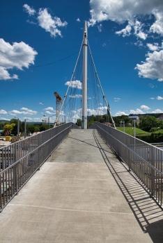 Rosenstein Park Pedestrian Bridge I