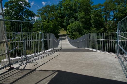 Rosenstein Park Pedestrian Bridge II