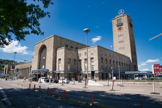 Gare centrale de Stuttgart
