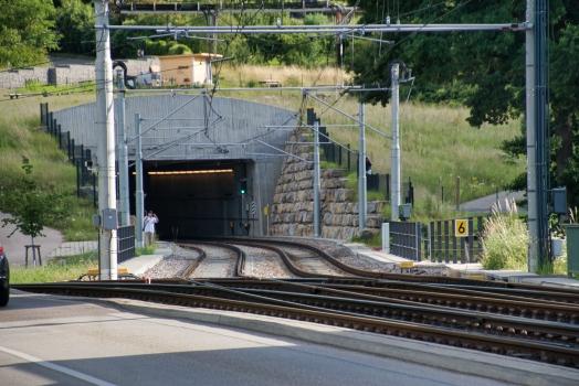 Tunnel du tramway de Stuttgart-Münster