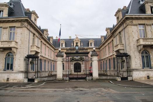 Hôtel de préfecture du Territoire de Belfort