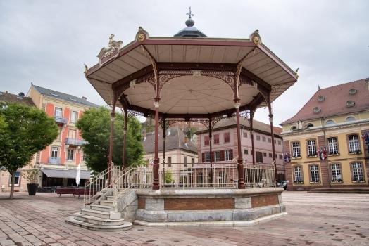 Pavillon de la Place d'Armes