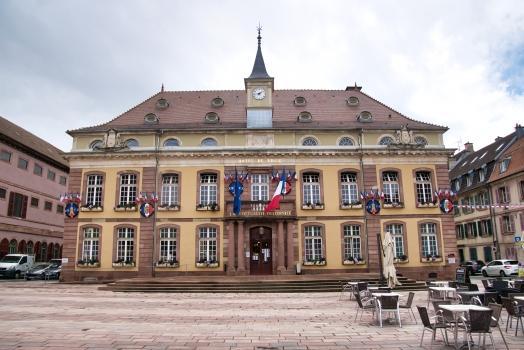 Belfort Town Hall