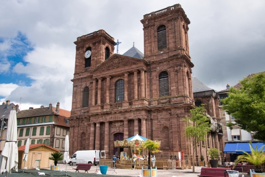 Cathédrale Saint-Christophe de Belfort