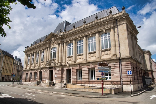 Belfort Palace of Justice