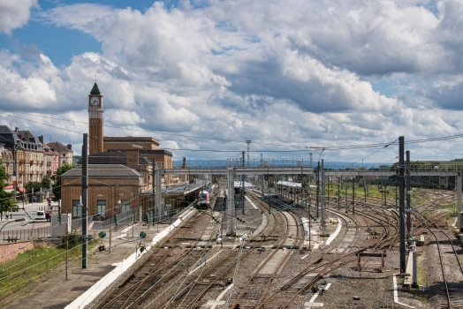 Belfort Railroad Station
