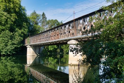 Eisenbahnbrücke Dole