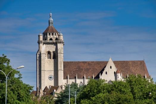 Collégiale Notre-Dame de Dole