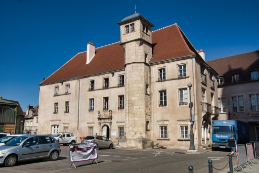 Former Dole Town Hall