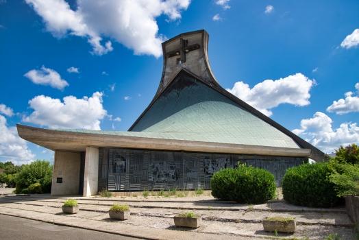 Église Saint-Jean-l'Évangéliste de Dole