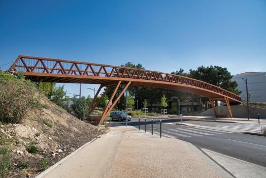 Route de Berre Footbridge
