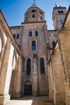 Dritte Abteikirche von Cluny