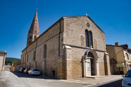 Église Saint-Marcel de Cluny