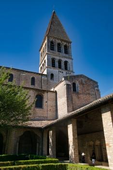 Abbaye Saint-Philibert de Tournus