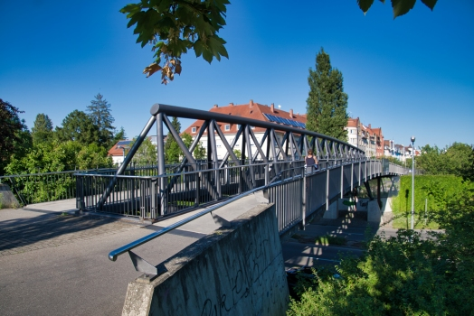 Gottlieber Strasse Footbridge