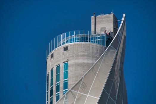 Tour d'essais d'ascenseur de ThyssenKrupp