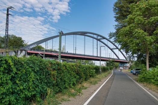 Eisenbahnüberführung Berlin-Rummelsburg