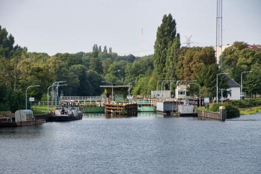 Alte Schleuse Charlottenburg