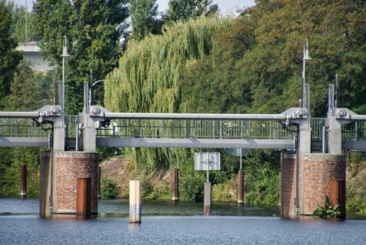 Barrage de Charlottenburg