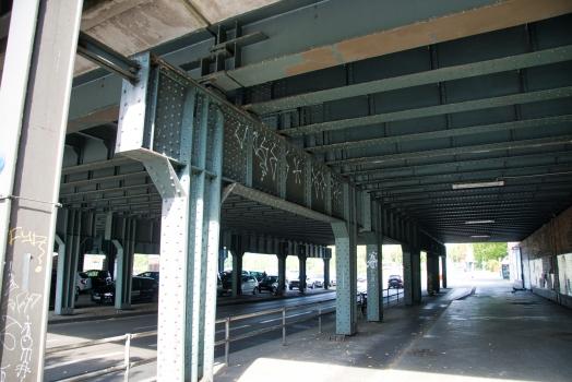 Jungfernheide Rail Bridge