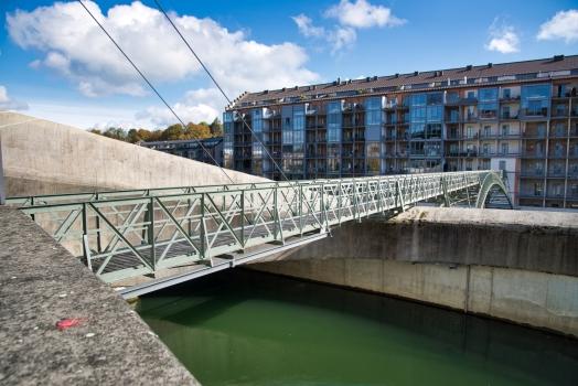 Keselstrasse Dam Footbridge