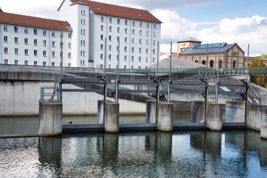 Wasserkraftwerk Keselstraße