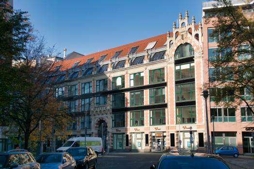 Geschäftshaus Hausvogteiplatz 3 & 4