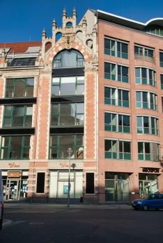 Immeuble de bureaux Hausvogteiplatz 3 & 4