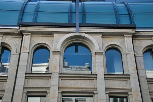 Bürogebäude Oberwallstraße 6-7
