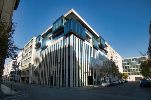 Büro- und Geschäftshaus Oberwallstraße 23 / Jägerstraße 41