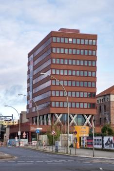 Siège de la Rosa-Luxemburg-Stiftung
