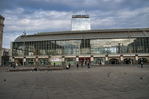 Berlin Alexanderplatz Station