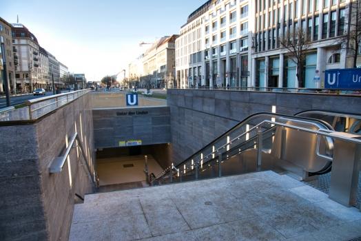 U-Bahnhof Unter den Linden