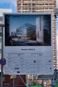 Zalando Headquarters Building Z
