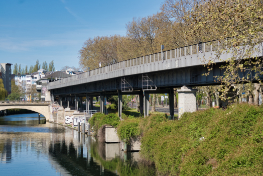 Hochbahnviadukt Gitschiner Straße (IV)