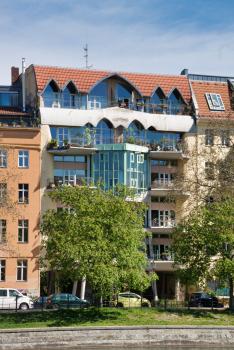 Sozialwohnungsbau Fraenkelufer