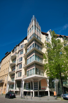 Immeuble résidentiel Fraenkelufer